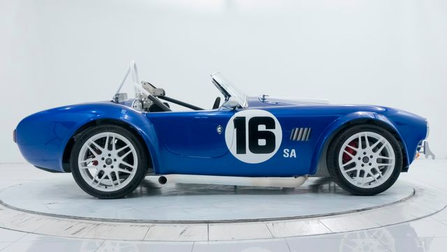 1965 Shelby Cobra Rare Race Spec by Factory Five in Dallas, TX 75229