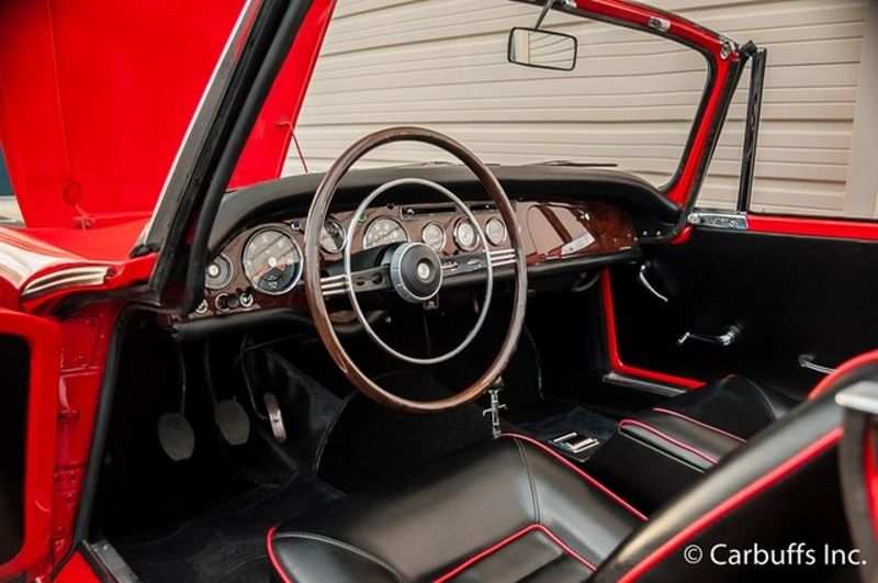 1965 Sunbeam Tiger Roadster | Concord, CA | Carbuffs in Concord, CA