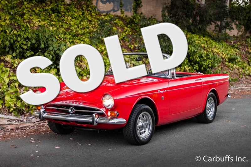 1965 Sunbeam Tiger Roadster | Concord, CA | Carbuffs