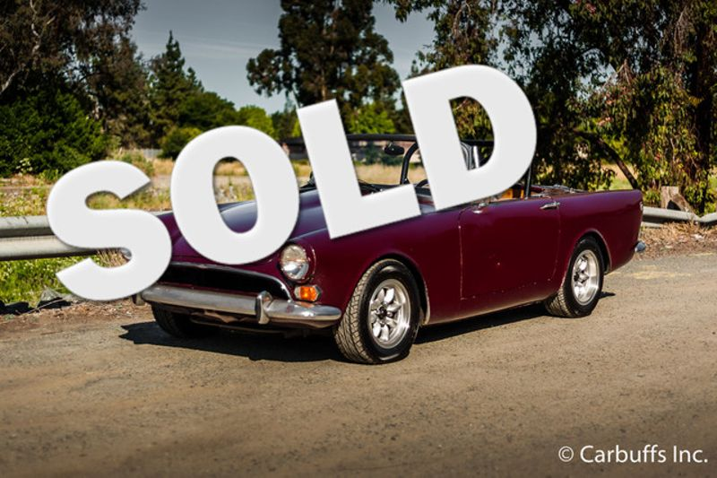 1965 Sunbeam Tiger Roadster | Concord, CA | Carbuffs