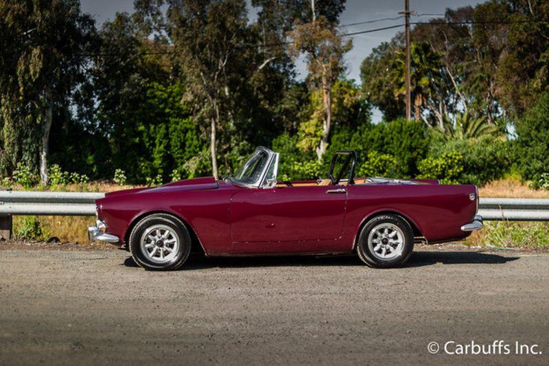1965 Sunbeam Tiger Roadster | Concord, CA | Carbuffs in Concord, CA