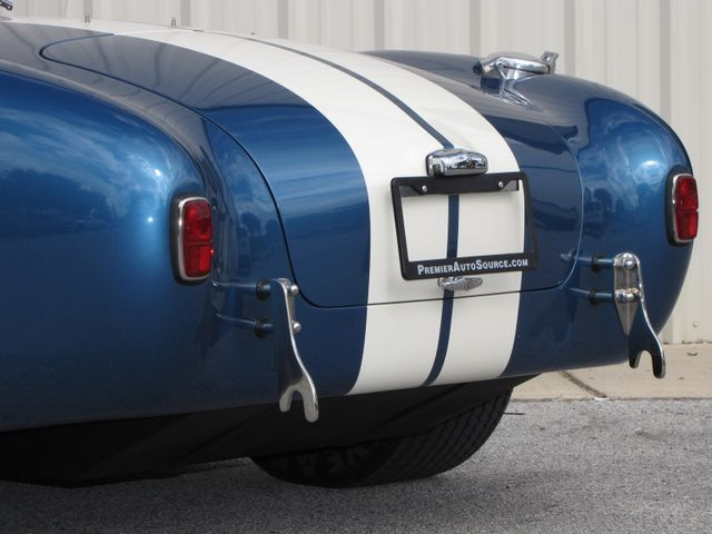 1965 Superformance MARK III SHELBY COBRA Jacksonville , FL 16