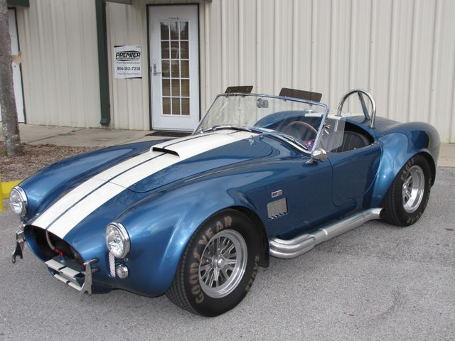 1965 Superformance MARK III SHELBY COBRA Jacksonville , FL 35