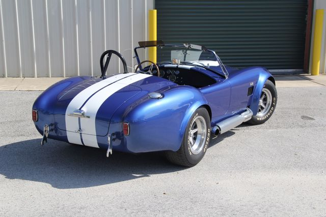 1965 Superformance MARK III SHELBY COBRA Jacksonville , FL 33