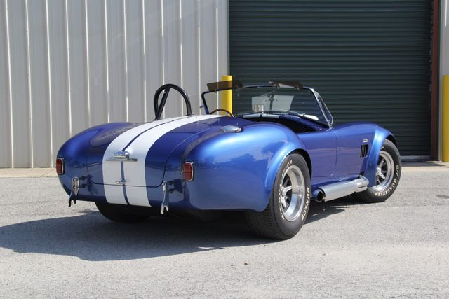 1965 Superformance MARK III SHELBY COBRA Jacksonville , FL 32