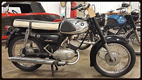 1965 Suzuki S-32  in , Ohio