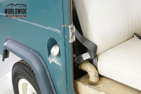 1965 Toyota LAND CRUISER FJ40 ORIGINAL PAINT 4W DISC! COLLECTOR GRADE  | Denver, CO | Worldwide Vintage Autos in Denver, CO