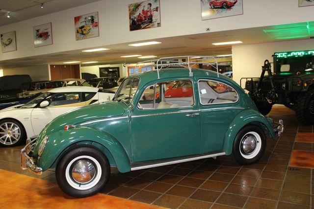 1965 Volkswagen Beetle La Jolla, California 1