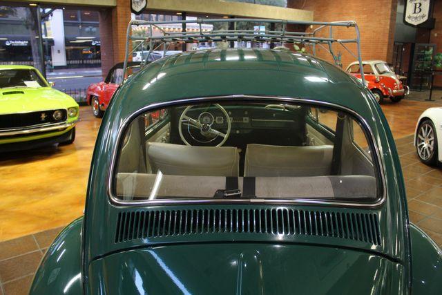 1965 Volkswagen Beetle La Jolla, California 11