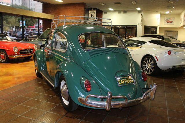 1965 Volkswagen Beetle La Jolla, California 2