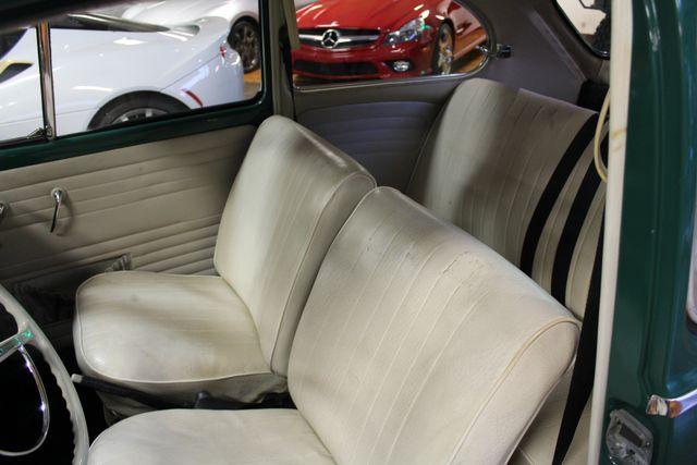 1965 Volkswagen Beetle La Jolla, California 20