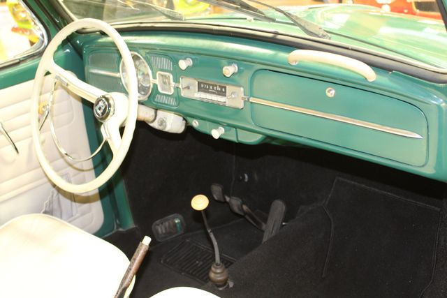 1965 Volkswagen Beetle La Jolla, California 27