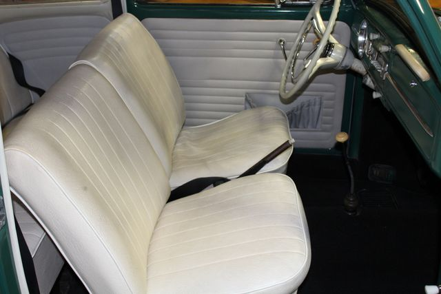 1965 Volkswagen Beetle La Jolla, California 28