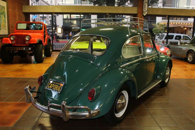 1965 Volkswagen Beetle La Jolla, California 4