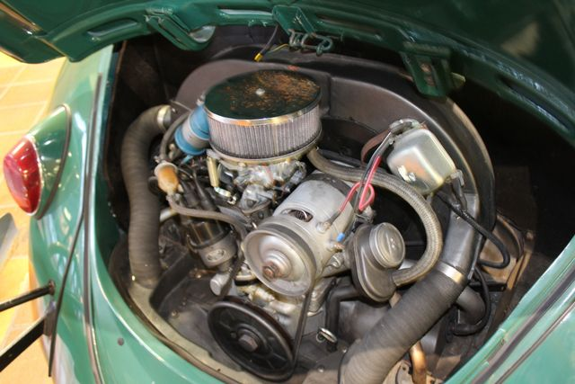 1965 Volkswagen Beetle La Jolla, California 41