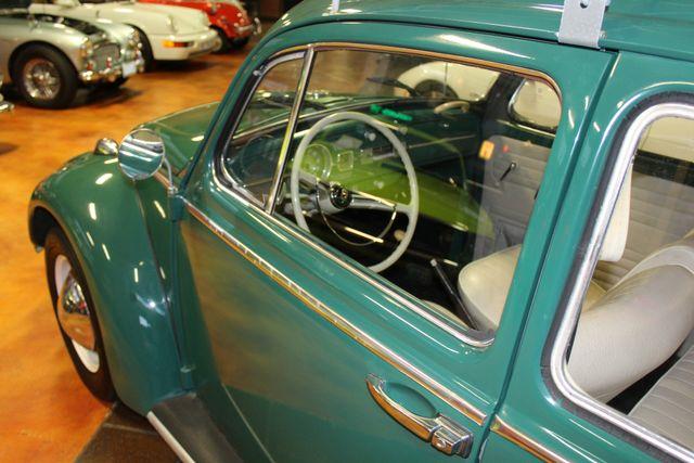 1965 Volkswagen Beetle La Jolla, California 44