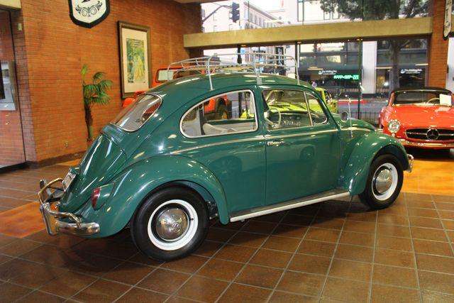 1965 Volkswagen Beetle La Jolla, California 5