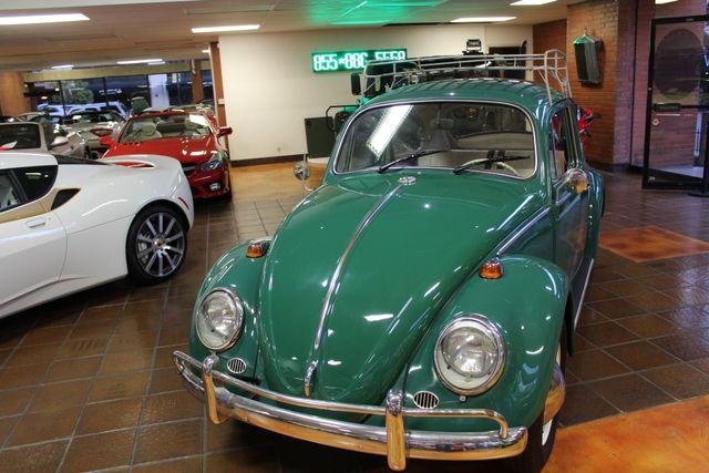 1965 Volkswagen Beetle La Jolla, California 7