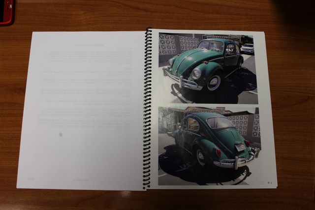 1965 Volkswagen Beetle La Jolla, California 54