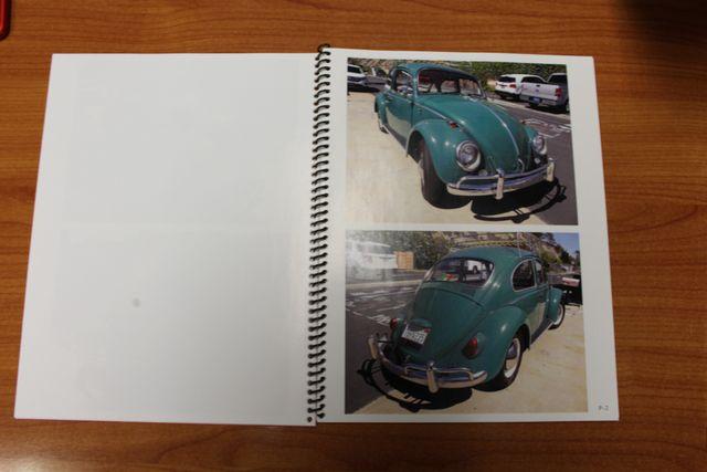 1965 Volkswagen Beetle La Jolla, Califorina  55