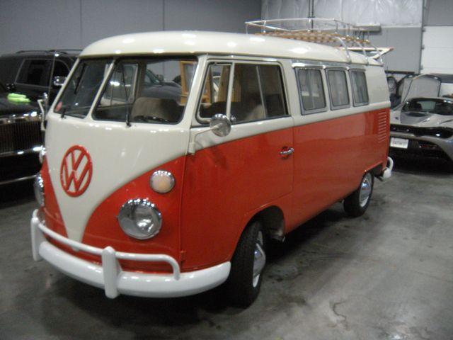 1965 Volkswagen TRANSPORTER 211 CAMPER VAN Chesterfield, Missouri