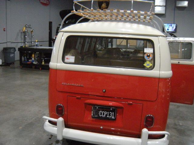 1965 Volkswagen TRANSPORTER 211 CAMPER VAN Chesterfield, Missouri 3
