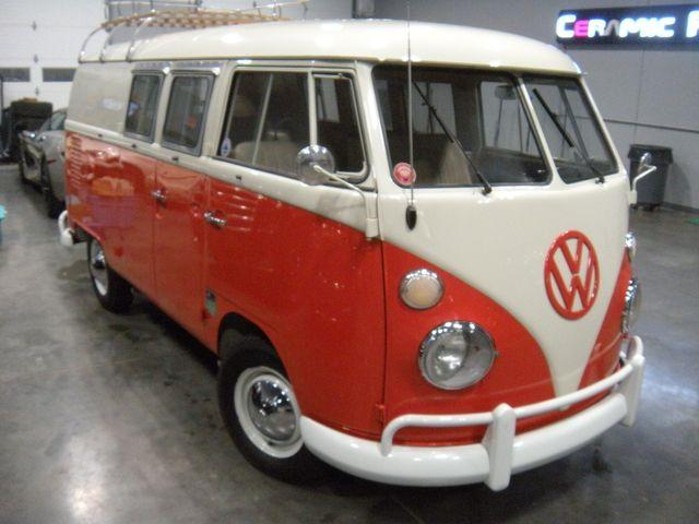 1965 Volkswagen TRANSPORTER 211 CAMPER VAN Chesterfield, Missouri 5