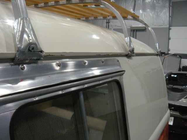 1965 Volkswagen TRANSPORTER 211 CAMPER VAN Chesterfield, Missouri 9