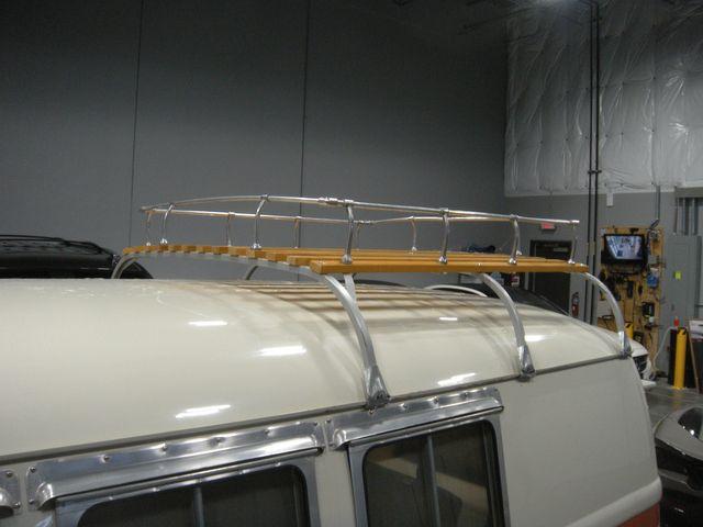 1965 Volkswagen TRANSPORTER 211 CAMPER VAN Chesterfield, Missouri 6