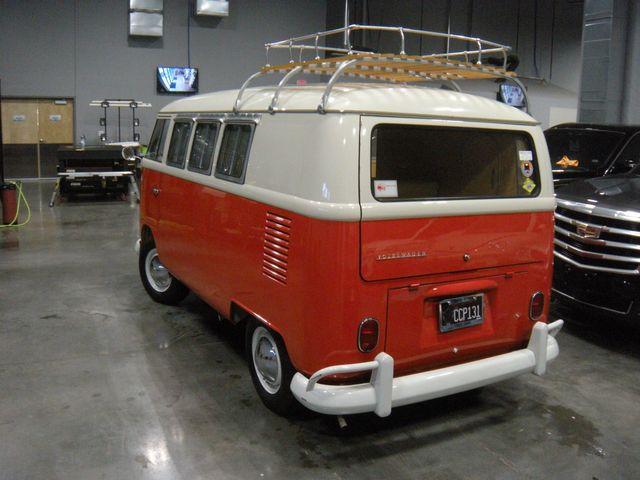 1965 Volkswagen TRANSPORTER 211 CAMPER VAN Chesterfield, Missouri 2
