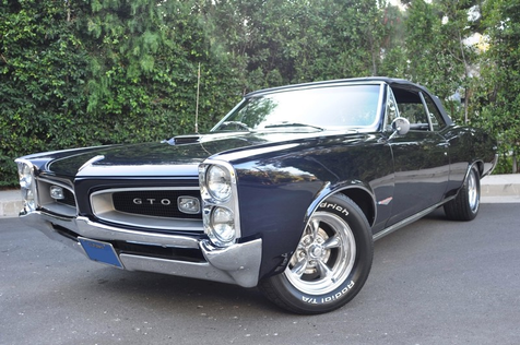 1966 Pontiac GTO Matching Numbers, in , California