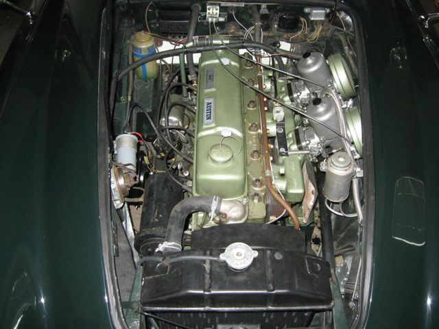 1966 Austin-Healey 3000 Richmond, Virginia 14