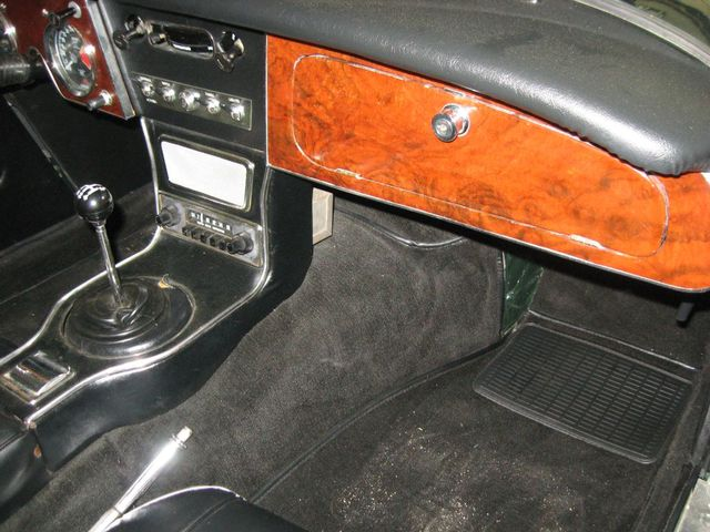 1966 Austin-Healey 3000 Richmond, Virginia 24