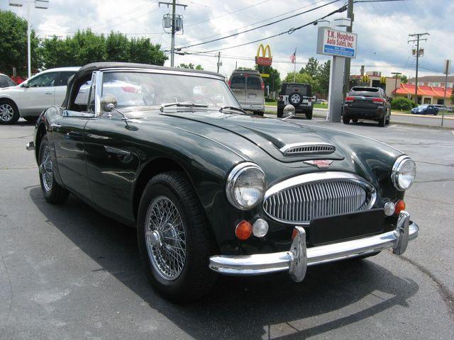 1966 Austin-Healey 3000 Richmond, Virginia 3