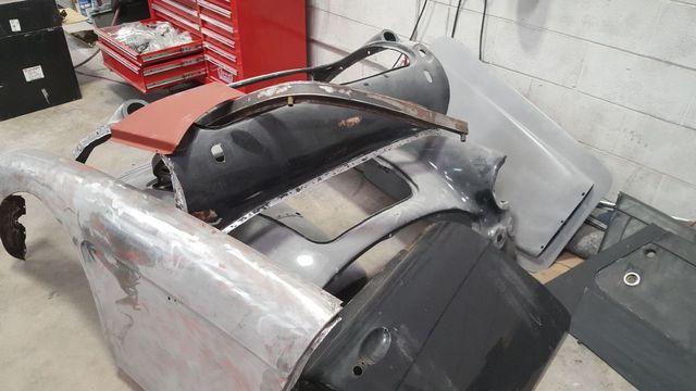 1966 Austin-Healey 3000 Richmond, Virginia 37