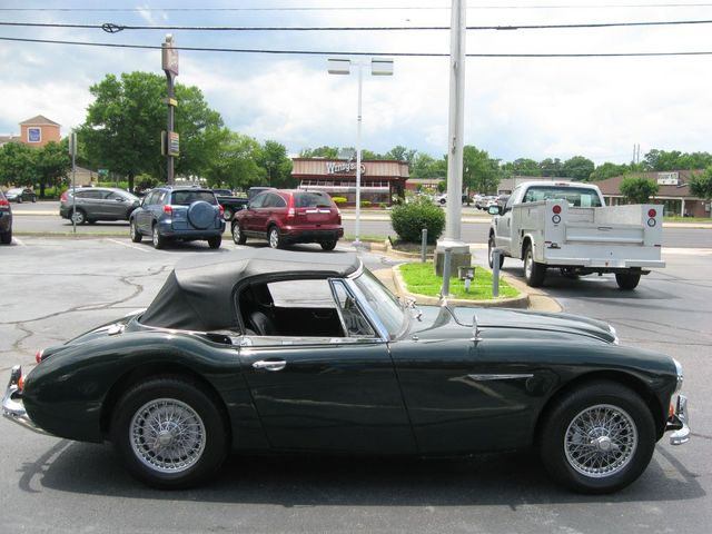 1966 Austin-Healey 3000 Richmond, Virginia 4
