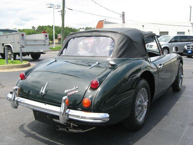 1966 Austin-Healey 3000 Richmond, Virginia 5
