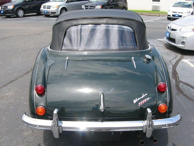 1966 Austin-Healey 3000 Richmond, Virginia 6