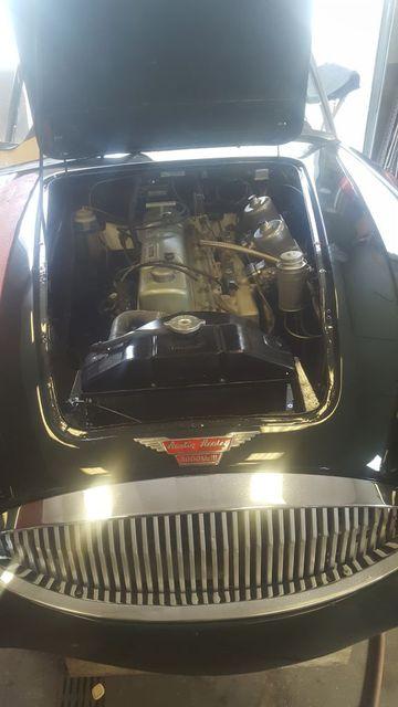 1966 Austin-Healey 3000 Richmond, Virginia 60