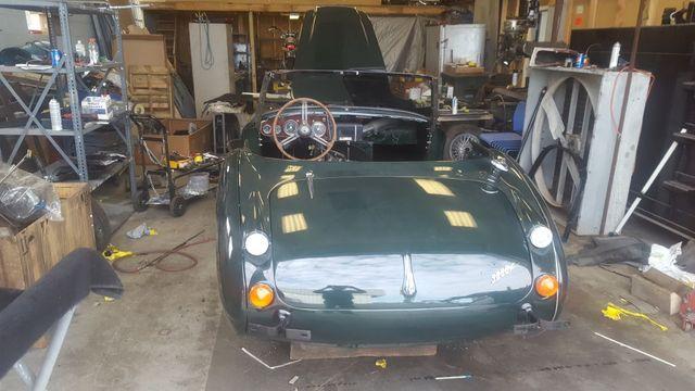 1966 Austin-Healey 3000 Richmond, Virginia 63