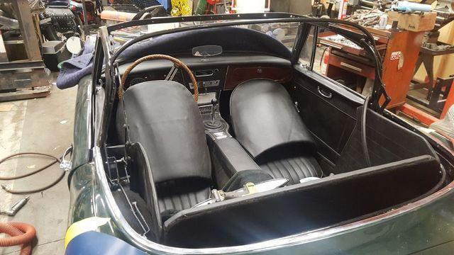 1966 Austin-Healey 3000 Richmond, Virginia 67