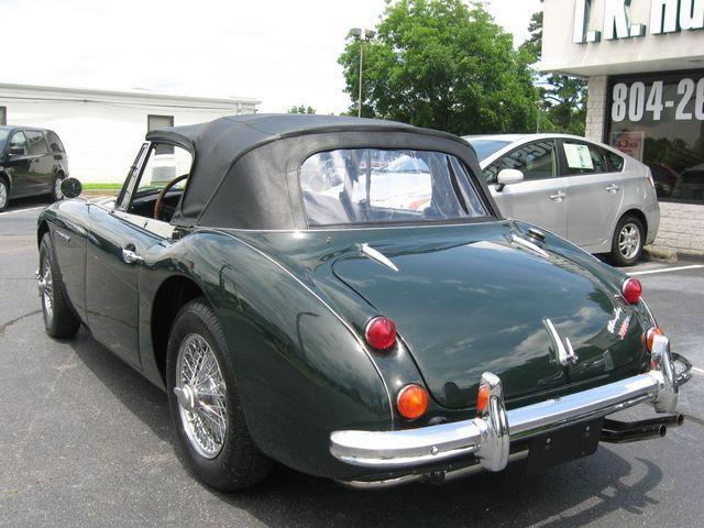 1966 Austin-Healey 3000 Richmond, Virginia 7
