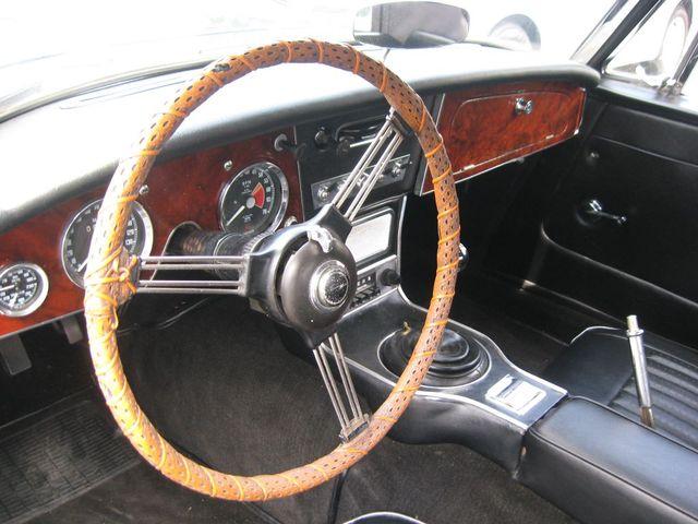 1966 Austin-Healey 3000 Richmond, Virginia 8