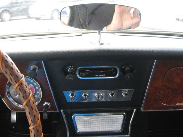 1966 Austin-Healey 3000 Richmond, Virginia 9