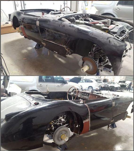 1966 Austin-Healey 3000 BJ8 Richmond, Virginia 13