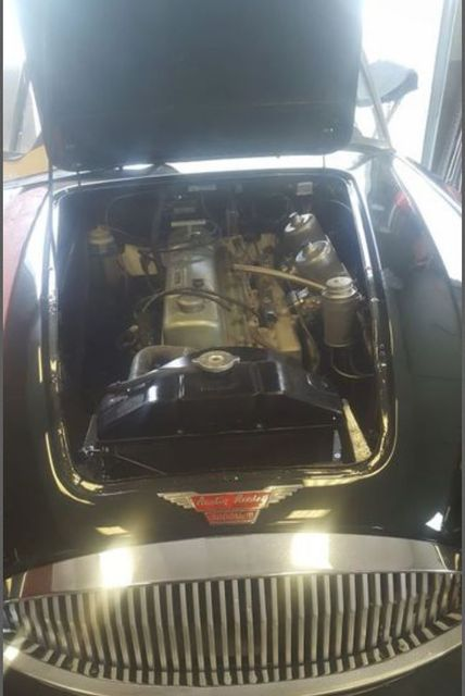 1966 Austin-Healey 3000 BJ8 Richmond, Virginia 18