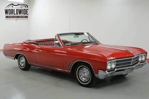 1966 Buick CONVERTIBLE RESTORED IN 2005    Denver, CO   Worldwide Vintage Autos in Denver, CO