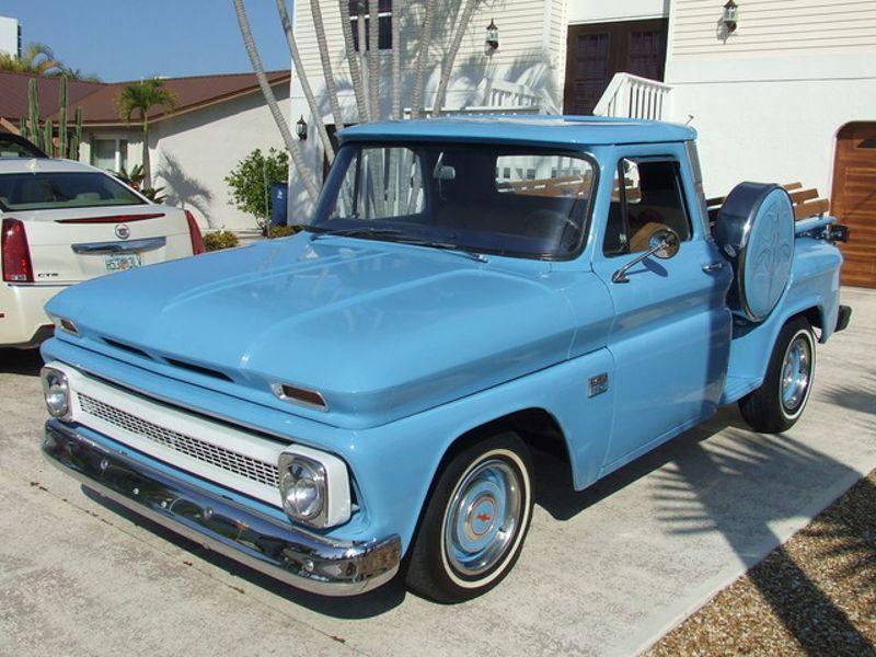 1966 Chevrolet C-10    Mokena, Illinois   Classic Cars America LLC in Mokena Illinois