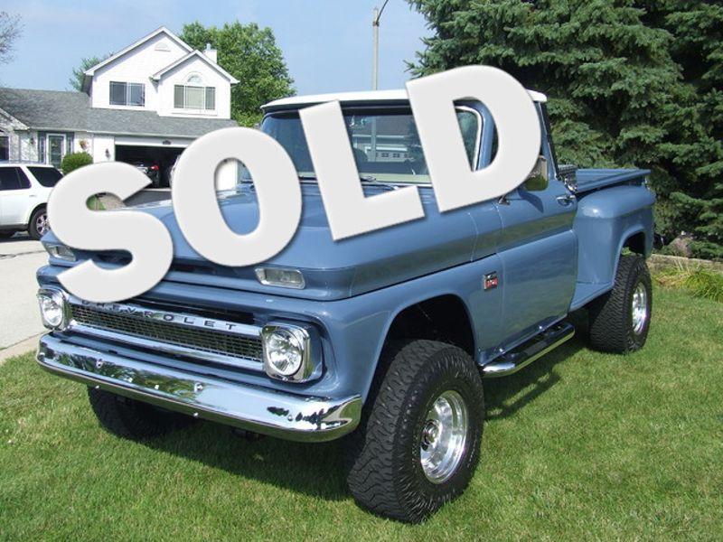 1966 Chevrolet C-10  | Mokena, Illinois | Classic Cars America LLC in Mokena Illinois