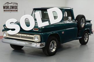 1966 Chevrolet C10 327 Engine. Rebuilt 400 Transmission  | Denver, CO | Worldwide Vintage Autos in Denver CO